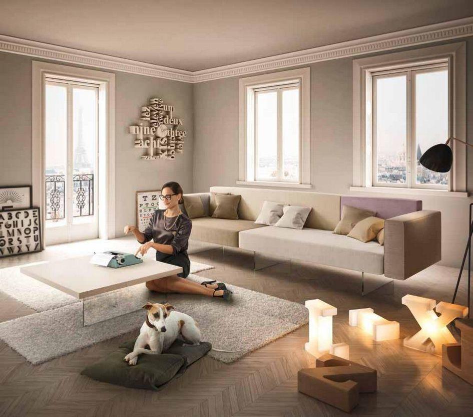 11 Sofas para decorar tu salón (10)