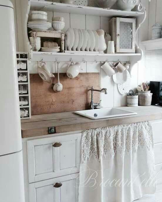 9 Ideas para decorar tu cocina vintage (1)