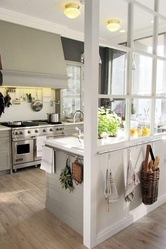 9 Ideas para decorar tu cocina vintage (6)