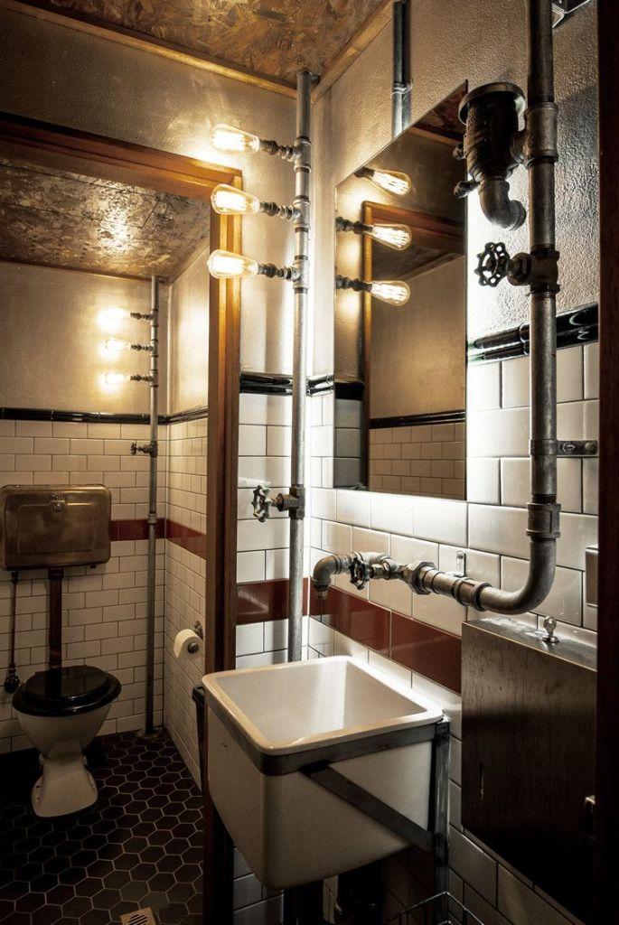 Reforma y decora tu baño con estilo industrial (3)