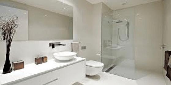 Reforma y decoración de un baño grande (2)