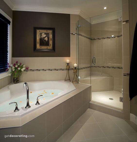 Reforma y decoración de un baño grande (4)