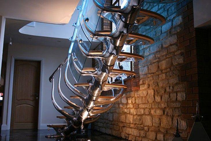 escaleras que desearias tener en tu casa (20)