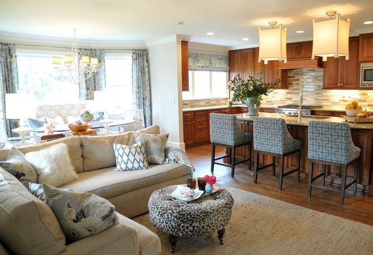 11 Reformas y decoraciones de cocinas abiertas (10)