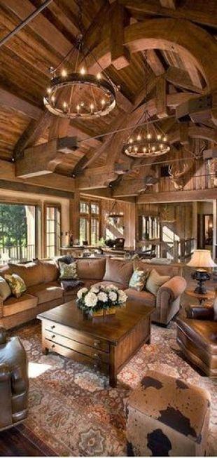decoración para casas de madera (4)