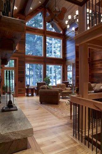decoración para casas de madera (7)