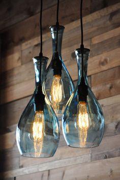 Crea y decora tu hogar con lámparas DIY (11)