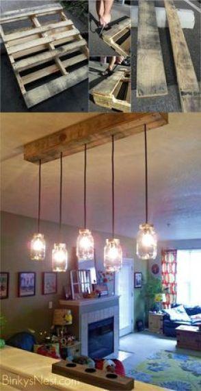 Crea y decora tu hogar con lámparas DIY (8)