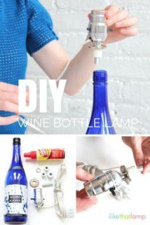 Crea y decora tu hogar con lámparas DIY (9)