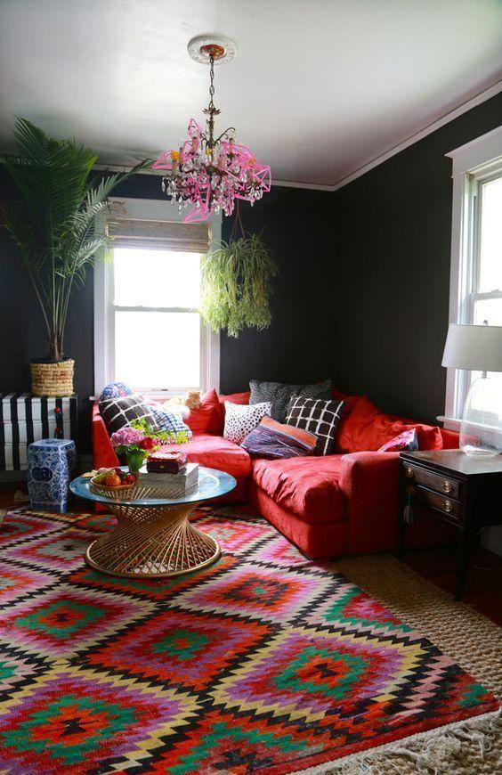 Decora tu casa al puro estilo bohemio - imdetec (11)
