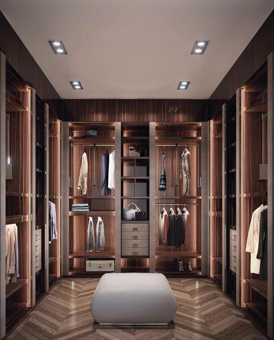 vestidor clasico