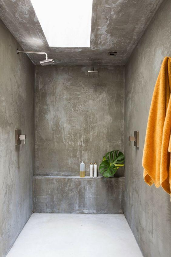 Decoración del hogar con cemento y hormigón (13)