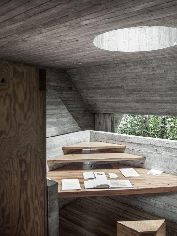 Decoración del hogar con cemento y hormigón (14)