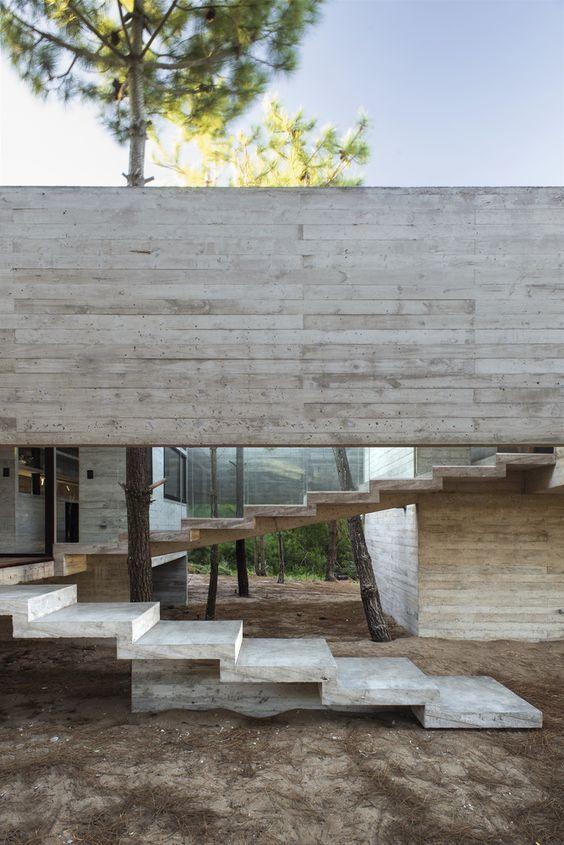 Decoración del hogar con cemento y hormigón (15)