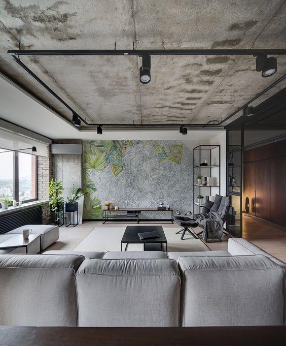 Decoración del hogar con cemento y hormigón (2)