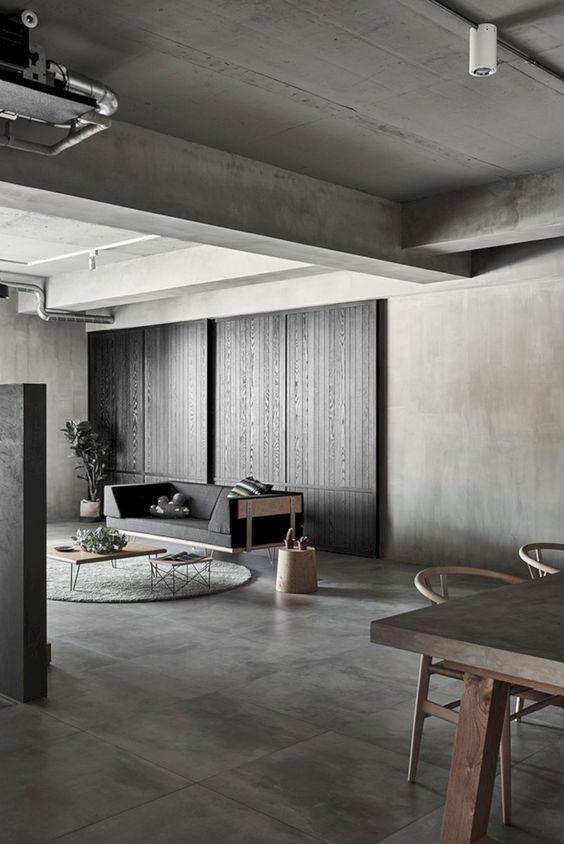 Decoración del hogar con cemento y hormigón (3)