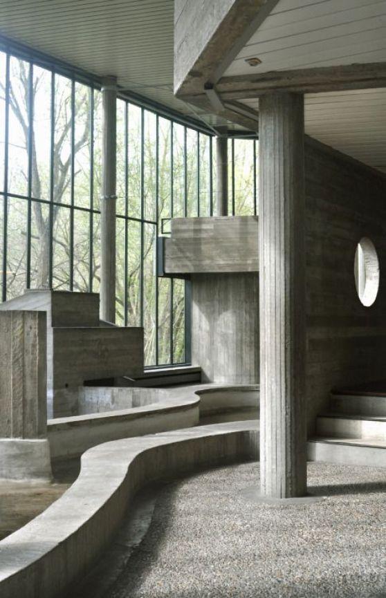 Decoración del hogar con cemento y hormigón (7)