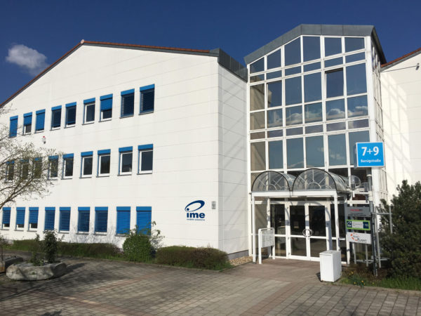 ime mobile solutions Barbing Aussenansicht