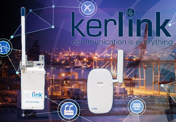 Kerlink IoT Gateways