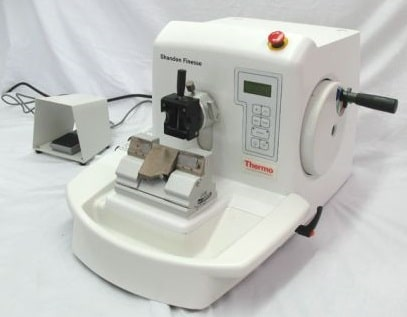 Thermo Shandon Finesse ME Microtome - IMEB Inc.