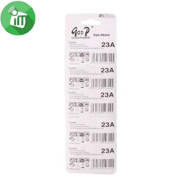 qoop Alkaline Battery 23A 12V (2)