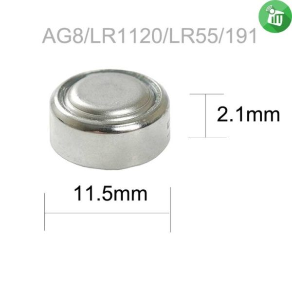 qoop Alkaline Battery LR1120- 1 (2)
