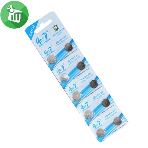 qoop Alkaline Battery LR1130- 1 (2)