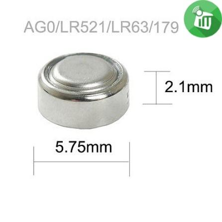 qoop Alkaline Battery LR521- 1 (1)