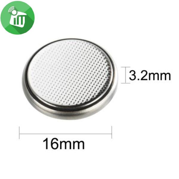 qoop Lithium Ion Battery CR1632 3V (1)