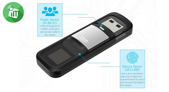 DM_PD061_32G_High-speed_Recognition_Fingerprint_Encrypted_Flash_Drive (4)