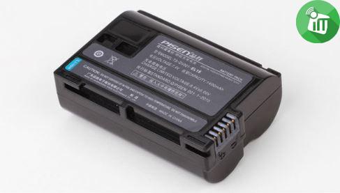 Pisen EL15 Camera Battery Charger for NIKON D600 (4)