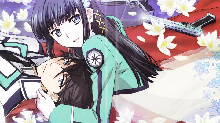 El manga de Mahouka Koukou no Rettousei: Raihōsha-hen