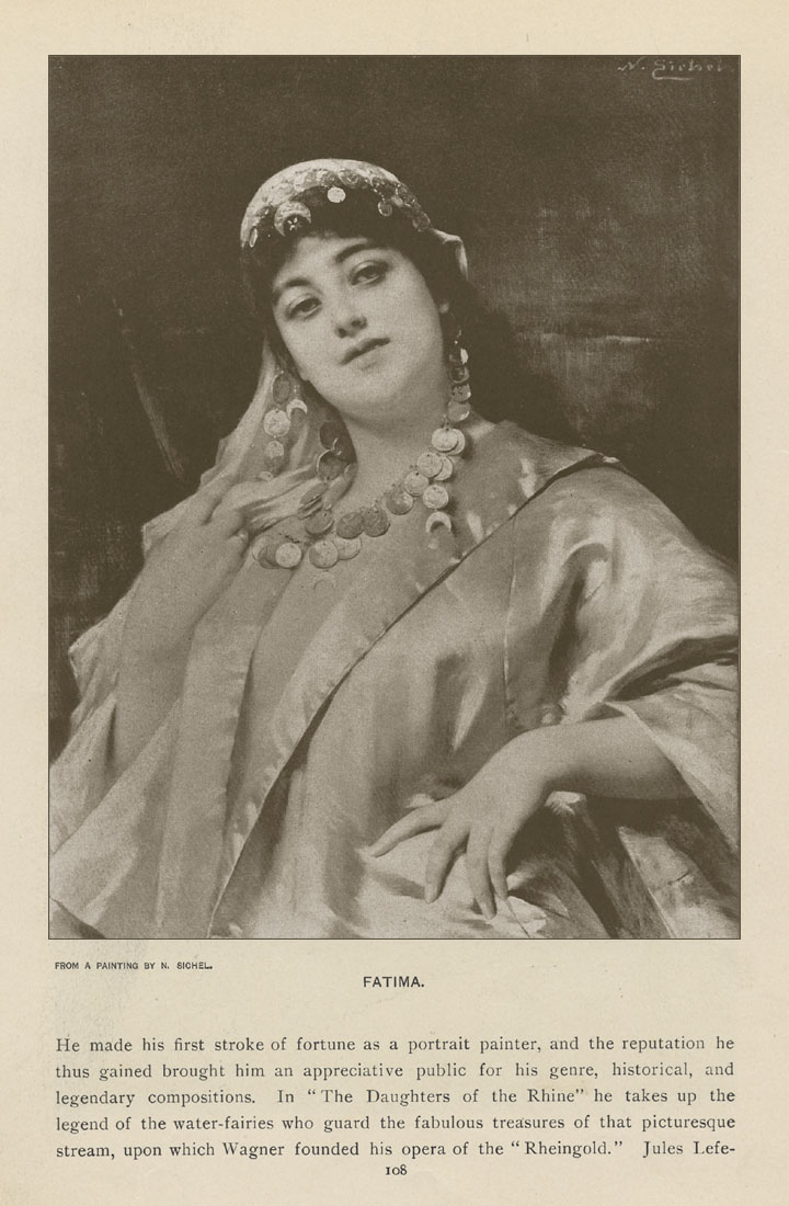 Fatima, Nathaniel Sichel