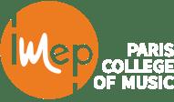 Logo IMEP Paris college of Music