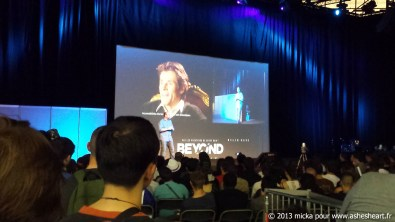 [Event] Japan Expo 2013 - Beyond Two Souls 1