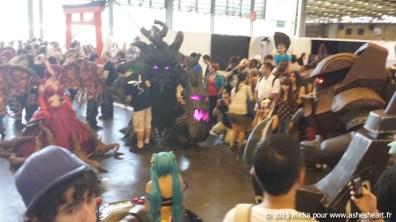 [Event] Japan Expo 2013 - League of Legends 06