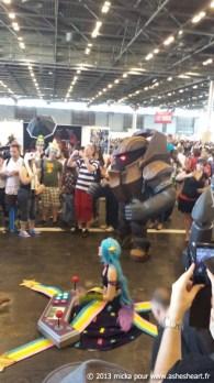[Event] Japan Expo 2013 - League of Legends 07