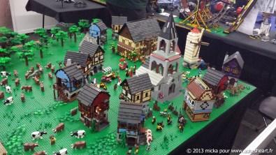 [Event] Japan Expo 2013 - Lego Poudlard 6