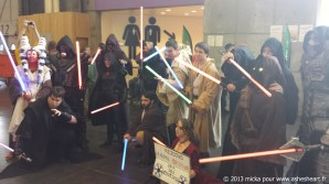 [Event] Japan Expo 2013 - Star Wars 4