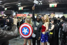 [Event] Paris Manga & Sci-Fi show - Cosplay Comics 02