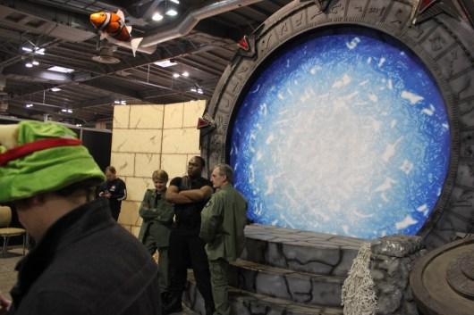 Event – Paris Manga & Sci-Fi show – Stargate 01