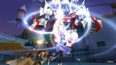 Actualité - Kingdom Hearts II.5 ReMix - nouveaux médias - Kingdom Hearts Birth By Sleep 2
