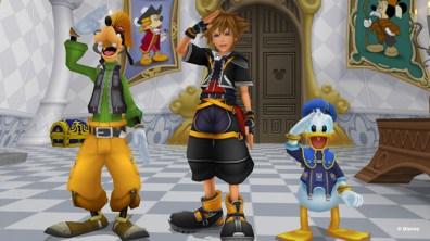 Actualité - Kingdom Hearts II.5 ReMix - nouveaux médias - Kingdom Hearts II 1