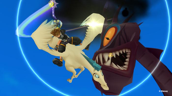 Actualité - Kingdom Hearts II.5 ReMix - nouveaux médias - Kingdom Hearts II 3