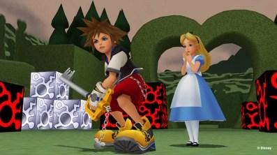 Actualité - Kingdom Hearts II.5 ReMix - nouveaux médias - Kingdom Hearts Re Coded 1
