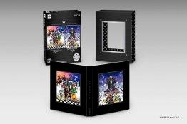 Actualité - éditions spéciales Kingdom Hearts HD ReMIX - édition starter 2