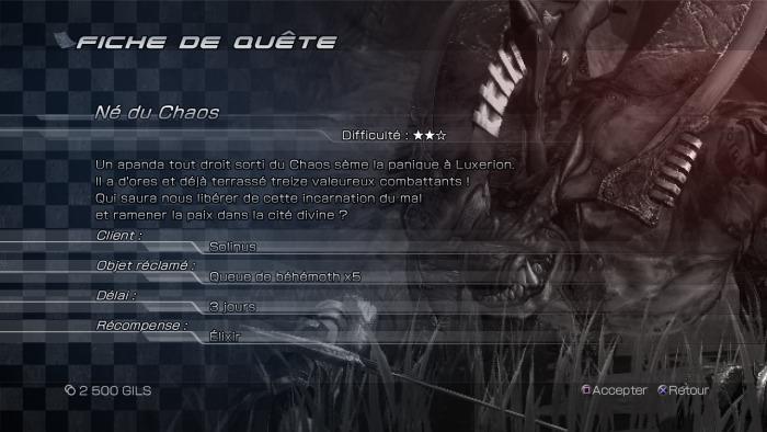 Test – Lightning Returns Final Fantasy XIII – prix et durée de vie