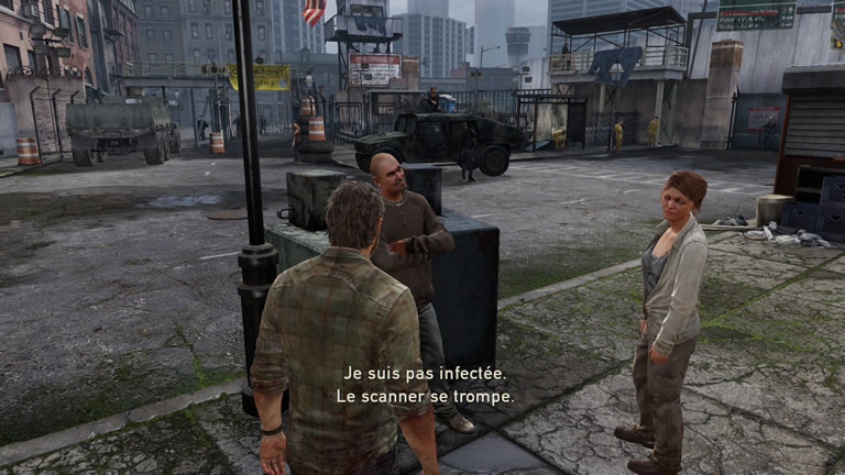 Test - The Last of Us Remastered - bande-son et scénario