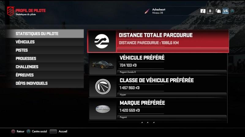 """Guide – DriveClub – trophée """"Longue distance"""""""