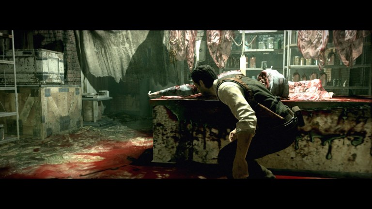 Test - The Evil Within - graphismes